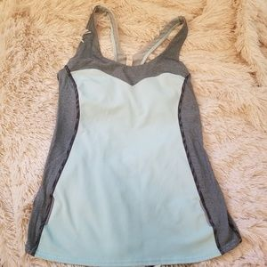 Lucy racerback athletic top small